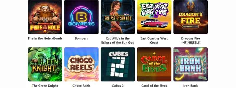 screenshot dreamz casino games